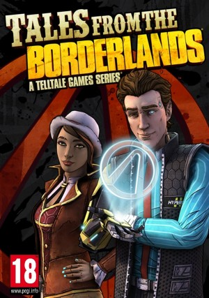 Copertina Tales from the Borderlands - PC