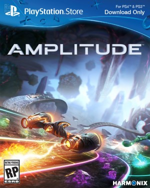 Copertina Amplitude Reboot - PS3