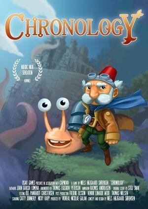 Copertina Chronology - PC