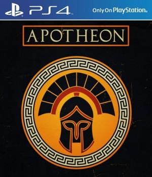 Copertina Apotheon - PS4