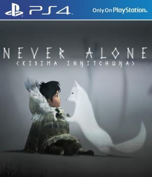 Copertina Never Alone - PS4