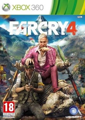 Copertina Far Cry 4 - Xbox 360