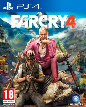 Copertina Far Cry 4 - PS4
