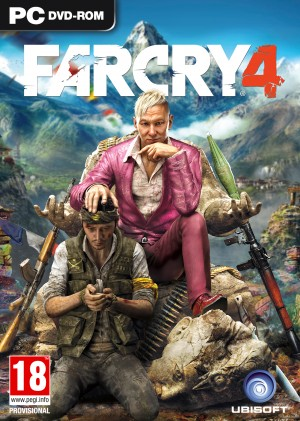 Copertina Far Cry 4 - PC