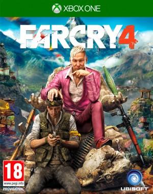 Copertina Far Cry 4 - Xbox One