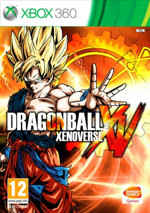 Copertina Dragon Ball Xenoverse - Xbox 360