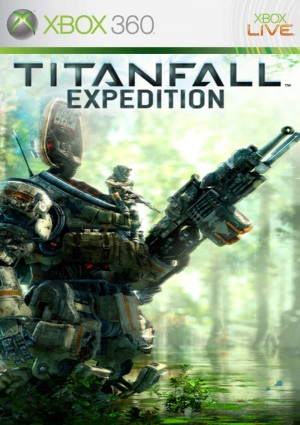 Copertina Titanfall: Expedition - Xbox 360