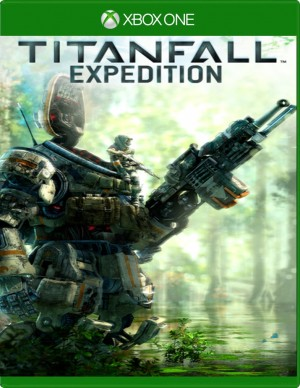 Copertina Titanfall: Expedition - Xbox One