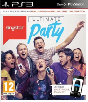 Copertina SingStar: Ultimate Party - PS3
