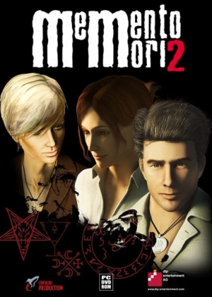 Copertina Memento Mori 2: Guardians of Immortality - PC