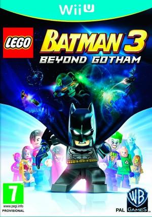 Copertina LEGO Batman 3: Gotham e Oltre - Wii U