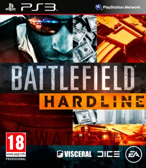 Copertina Battlefield: Hardline - PS3