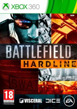 Copertina Battlefield: Hardline - Xbox 360