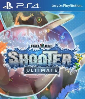 Copertina PixelJunk Shooter Ultimate - PS4