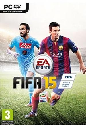 Copertina FIFA 15 - PC