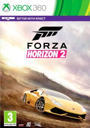 Copertina Forza Horizon 2 - Xbox 360