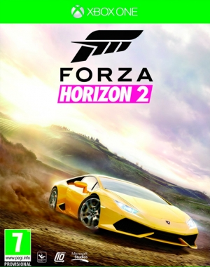 Copertina Forza Horizon 2 - Xbox One