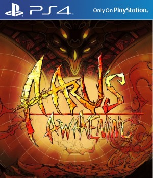 Copertina Aaru's Awakening - PS4