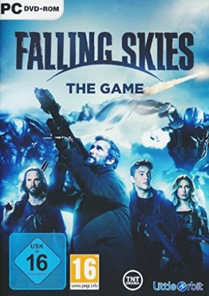Copertina Falling Skies: The Game - PC