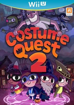 Copertina Costume Quest 2 - Wii U