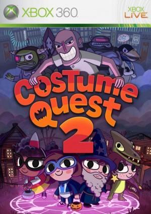 Copertina Costume Quest 2 - Xbox 360