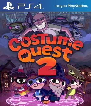 Copertina Costume Quest 2 - PS4