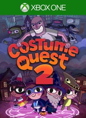 Copertina Costume Quest 2 - Xbox One