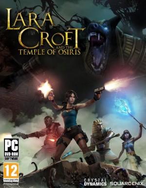 Copertina Lara Croft and the Temple of Osiris - PC