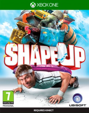 Copertina Shape Up - Xbox One