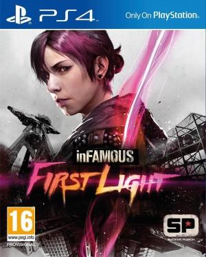 Copertina Infamous: First Light - PS4