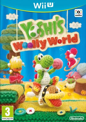 Copertina Yoshi's Woolly World - Wii U