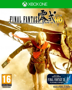 Copertina Final Fantasy Type-0 HD - Xbox One