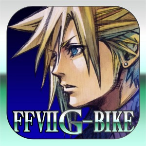 Copertina Final Fantasy VII G-Bike - iPhone