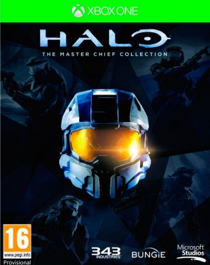 Copertina Halo: The Master Chief Collection - Xbox One