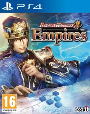 Copertina Dynasty Warriors 8: Empires - PS4