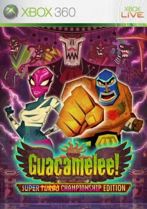 Copertina Guacamelee! Super Turbo Championship Edition - Xbox 360