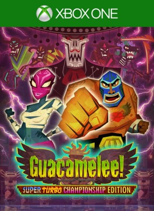 Copertina Guacamelee! Super Turbo Championship Edition - Xbox One