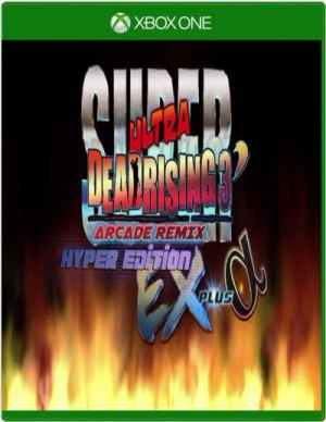 Copertina Super Ultra Dead Rising 3 Arcade Remix Hyper Edition EX Plus Alpha - Xbox One