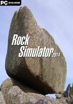 Copertina Rock Simulator 2014 - PC