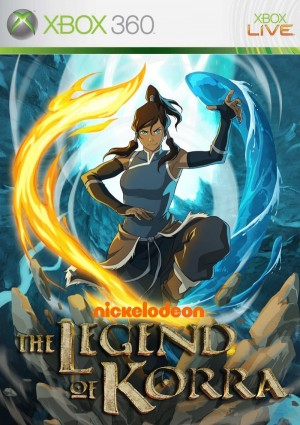 Copertina The Legend of Korra - Xbox 360