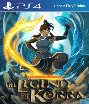 Copertina The Legend of Korra - PS4