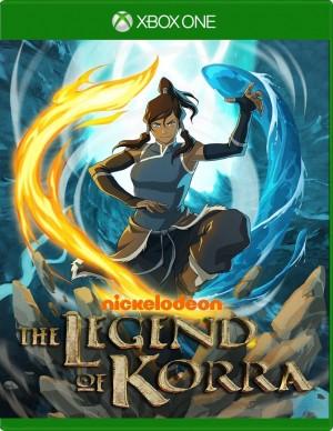 Copertina The Legend of Korra - Xbox One