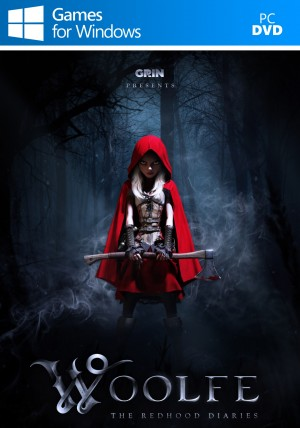 Copertina Woolfe: The Redhood Diaries - PC