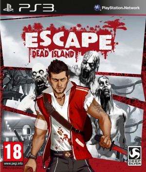 Copertina Escape Dead Island - PS3