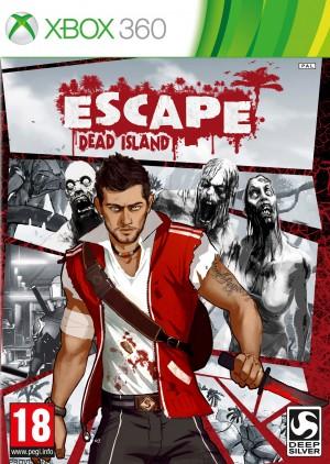 Copertina Escape Dead Island - Xbox 360