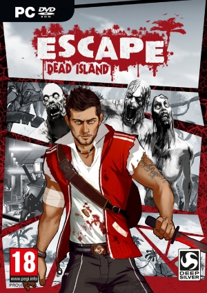 Copertina Escape Dead Island - PC