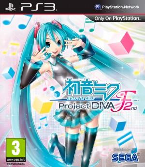 Copertina Hatsune Miku: Project DIVA F 2nd - PS3