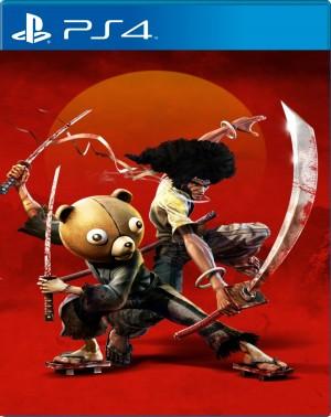 Copertina Afro Samurai 2: Revenge of Kuma - PS4
