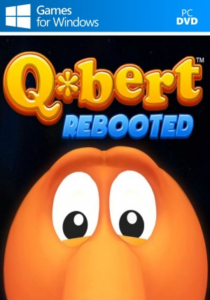 Copertina Q*Bert Rebooted - PC