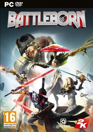 Copertina Battleborn - PC